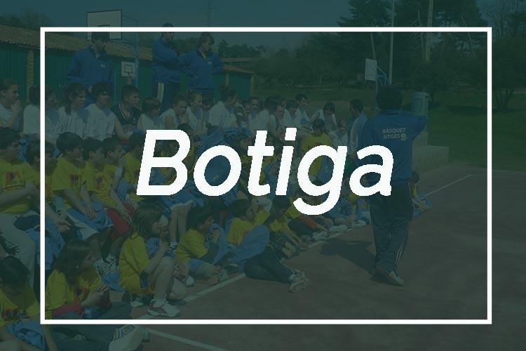 Botiga club bàsquet Sitges